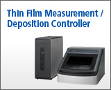 Thin Film Measurement/Deposition Controller