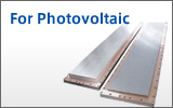 Sputtering Target for Photovoltaic Applications
