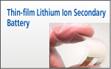 Thin-film Lithium Ion Secondary Battery