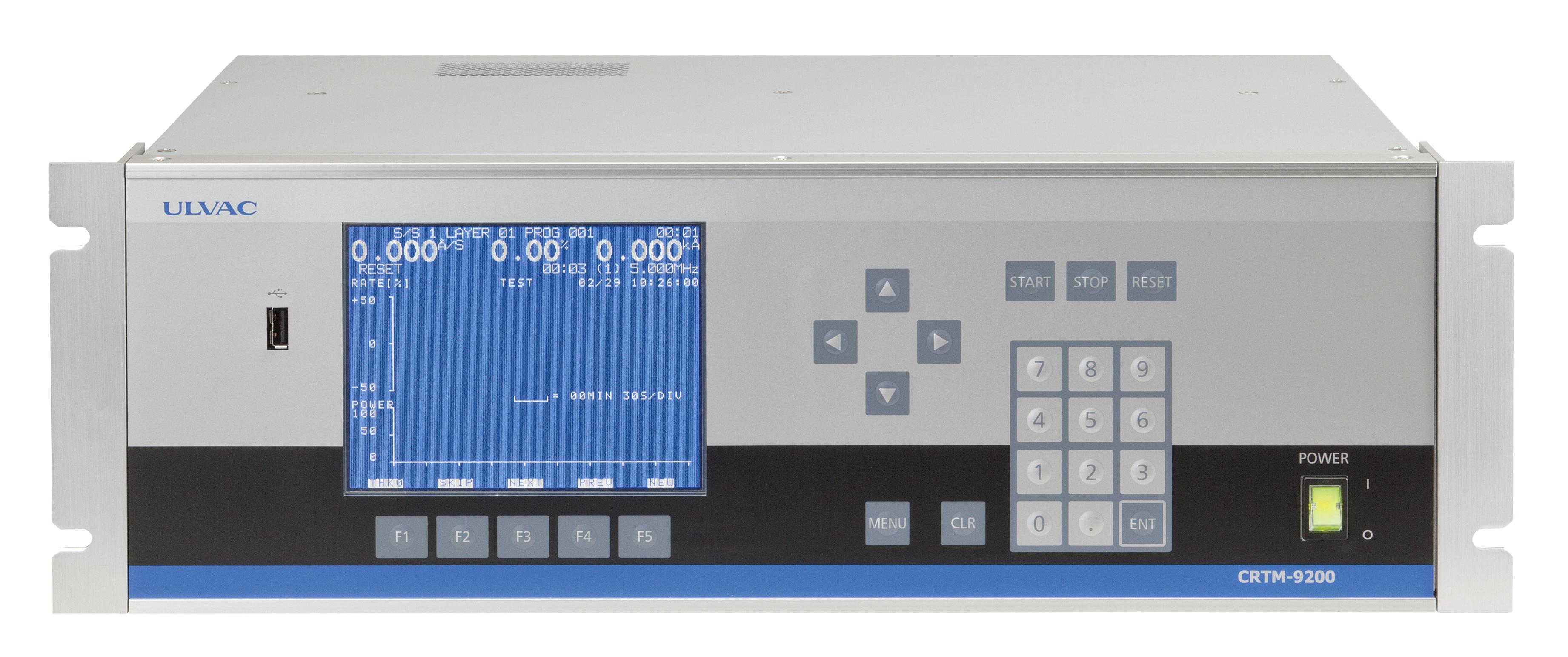 CRTM-9200正面