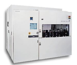 Figure 2 Ion implantation system IH-860DSIC